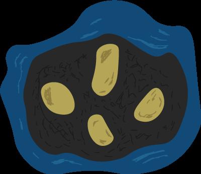 Kartoffelsack